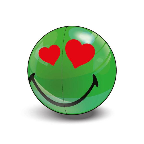 Green Ultra Rare Smiley Halves