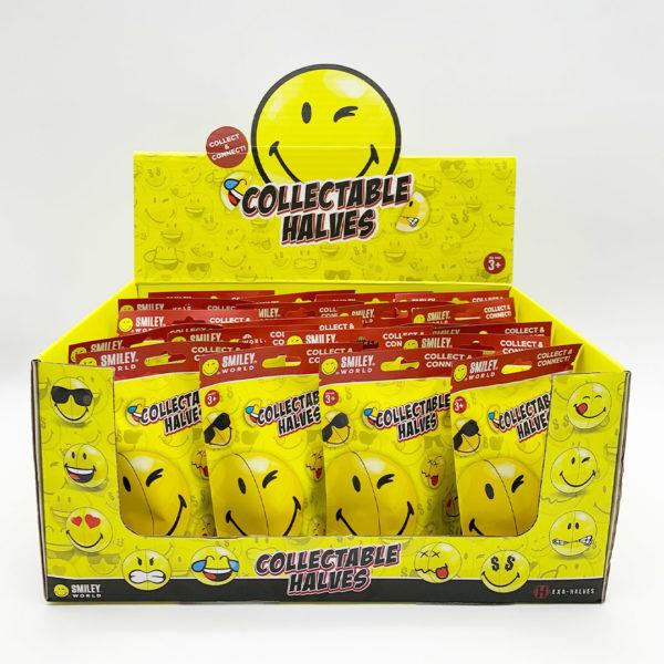 Smiley Halves Bags